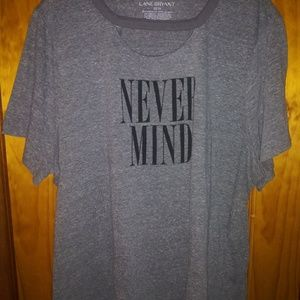 Plus size womens graphic tshirt